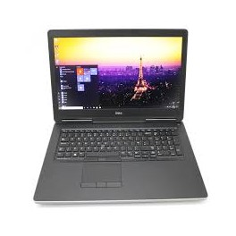 DELL Precision 7510 -i7-6820HQ