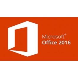 Microsoft Office 2016 Pro - Instalación