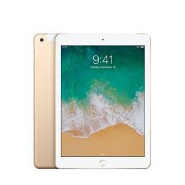 Apple iPad (5th Gen) Wi-Fi + Cellular - 128GB, 9,7""