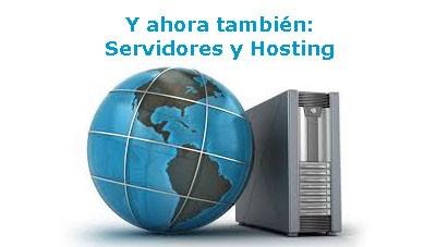 Servidores y Hosting